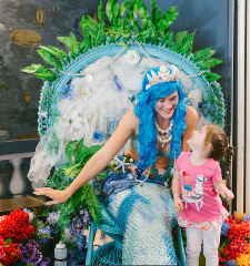 Mermaids and Ocean Fairies