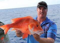 Extended Full Day Offshore Fishing Charter - 2019