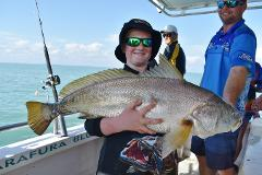 Full Day Offshore Reef Fishing Charter - April 2019