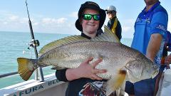 Full Day Offshore Reef and Game Fishing Charter