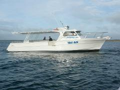 Wai Adi Half Day Afternoon Offshore Private Sole Boat Fishing Charter (max 16 persons)