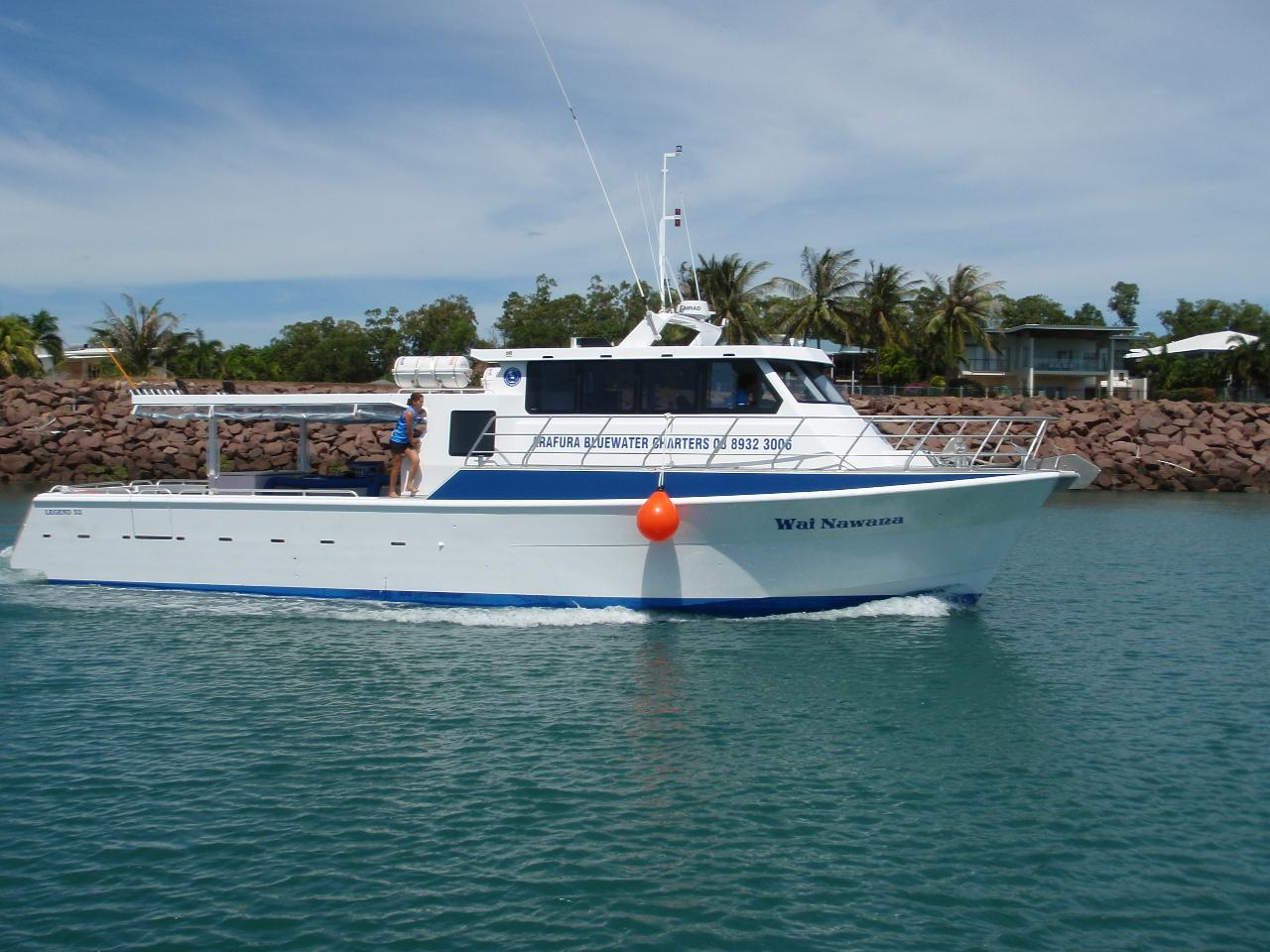 5 Day Extended Live aboard SOLE BOAT Charter (MAX 10 PERSONS)