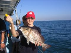 Half Day Morning Offshore Fishing Charter