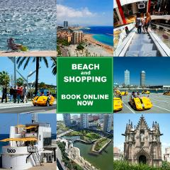 Beach & Shopping Tour