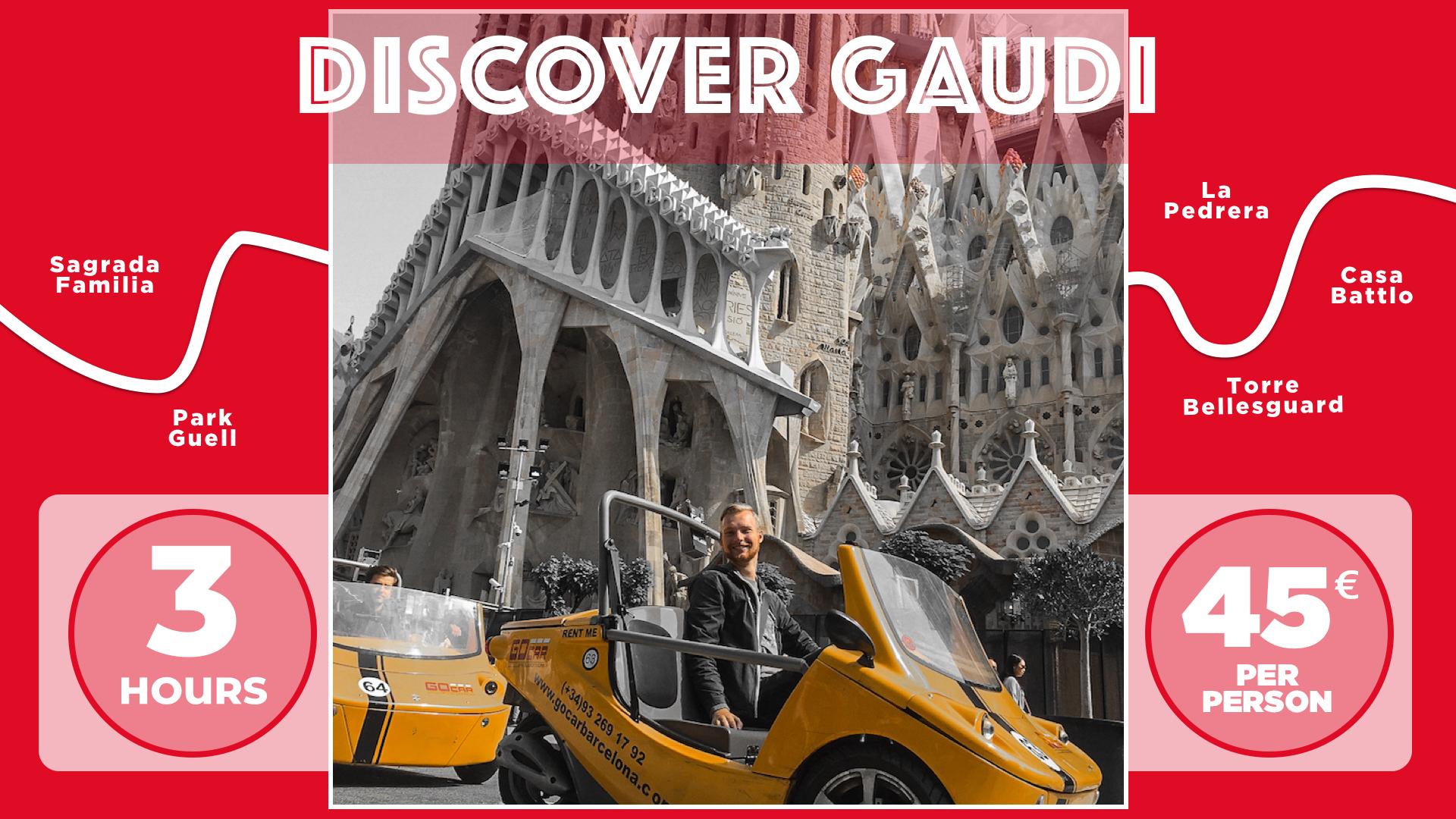 Discover Gaudi