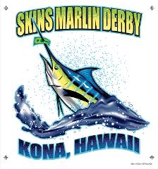 Skins Marlin Derby: July 9th - 11th, 2021 (Credit Card Entry)