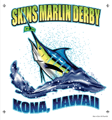 Skins Marlin Derby: August 14th - 16th, 2020 (Credit Card Entry)