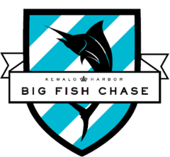 Kewalo Big Fish Chase - June 9th - 11th 2017 (Check Payment Entry)