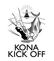Kona Kickoff - June 23rd - 25th 2017 (Credit Card Entry)