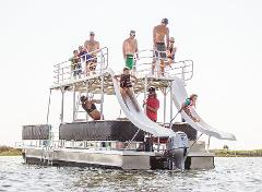 Double Decker Pontoon Half Day