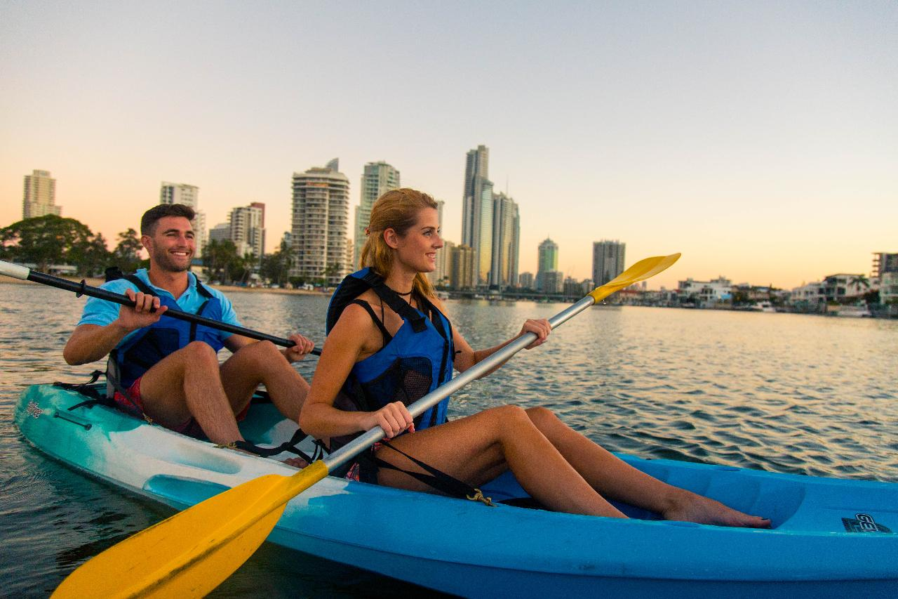 Copy of 2 Hour Self Guided Double Kayak Hire