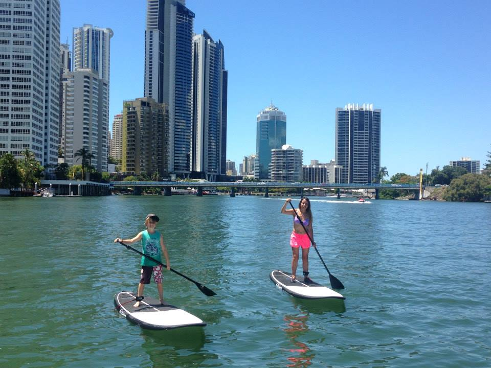 1 Hour Self Guided Stand Up Paddle Board Hire