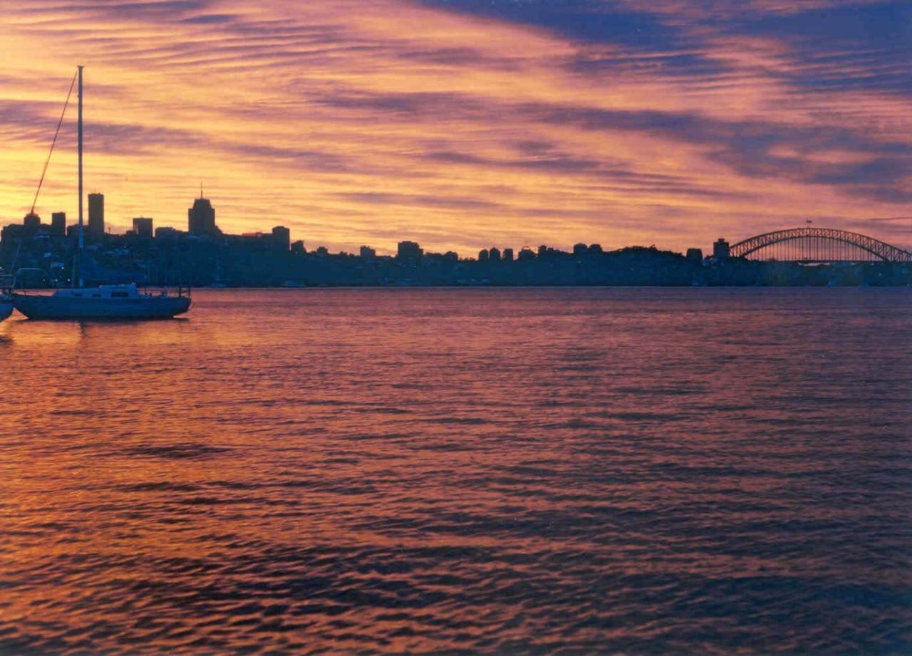 Champagne Sunset Sailing