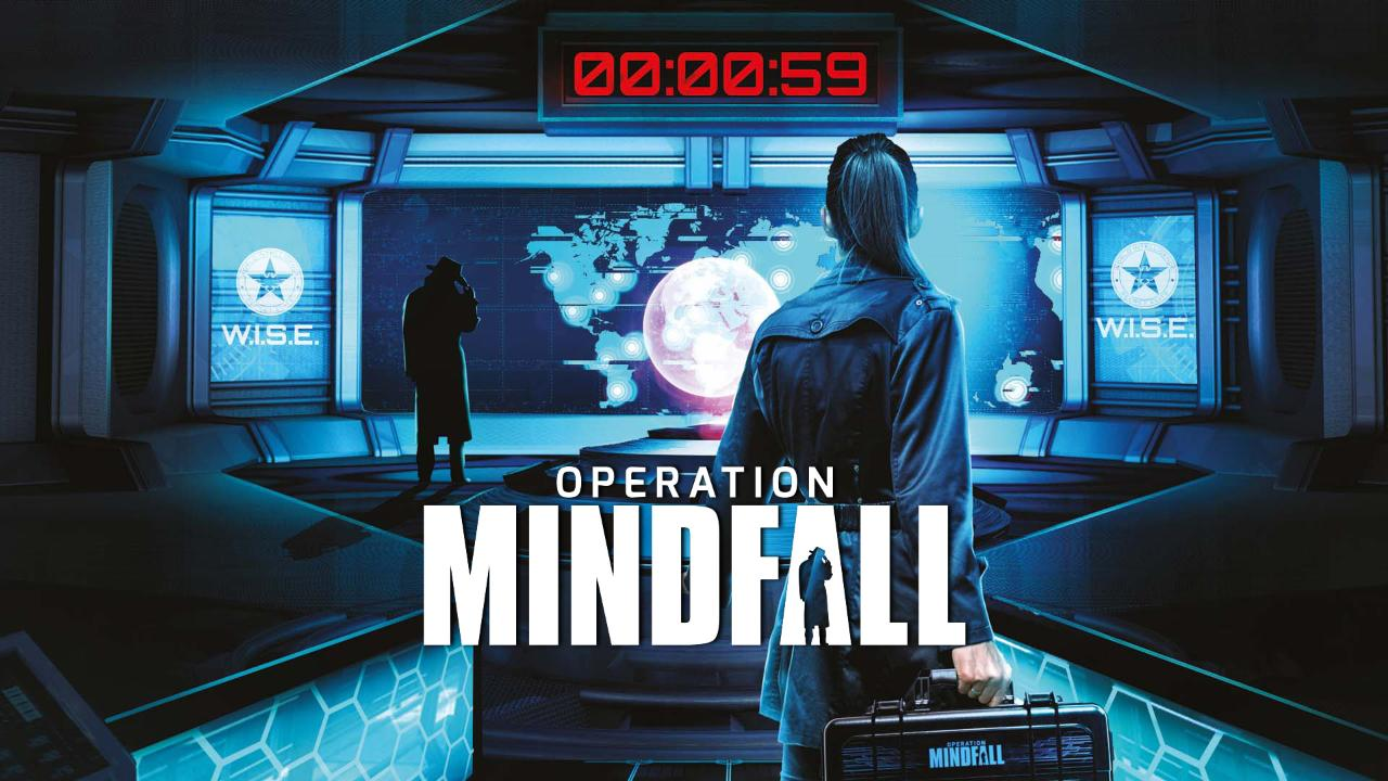 Escape Adventure (Operation Mindfall 14 Years+) - Queenstown