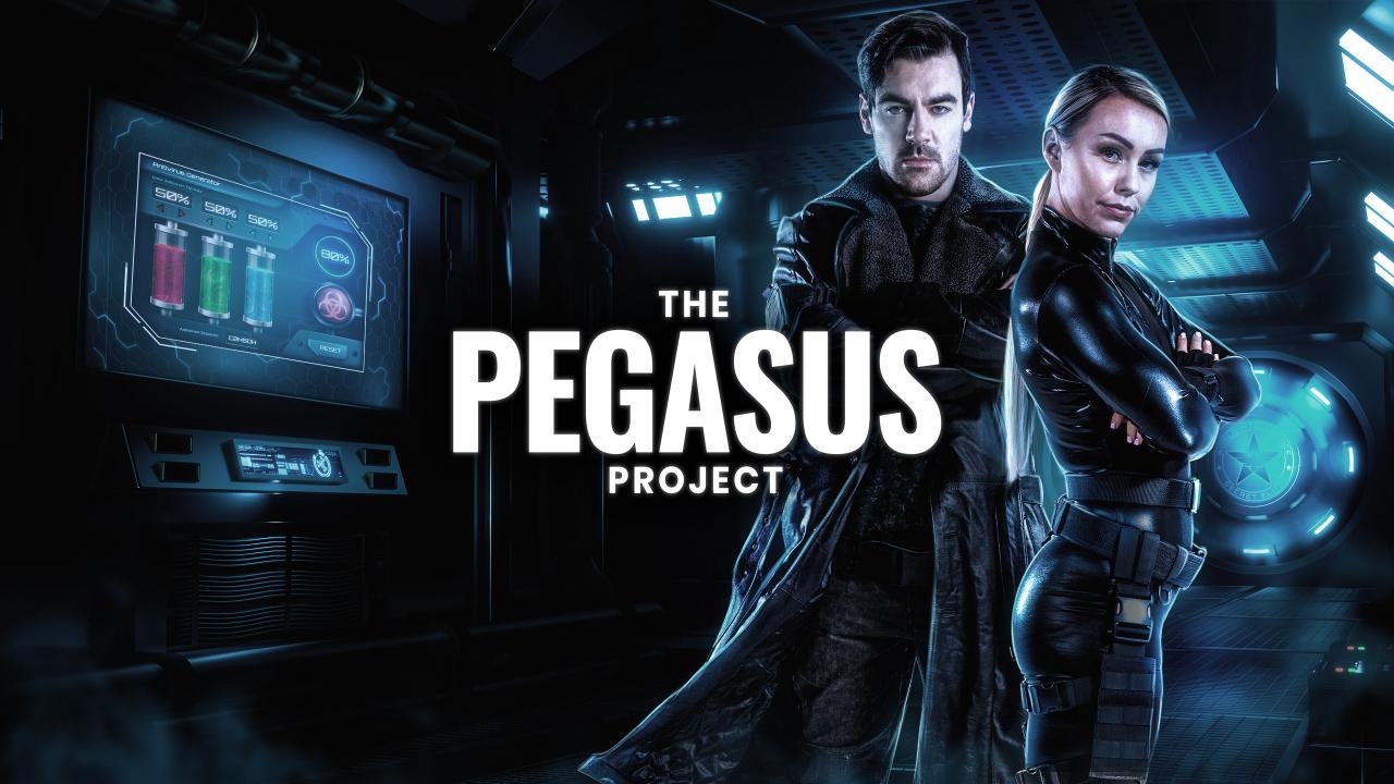Escape Adventure The Pegasus Project Online Game. Queenstown, Auckland CBD and Takapuna.