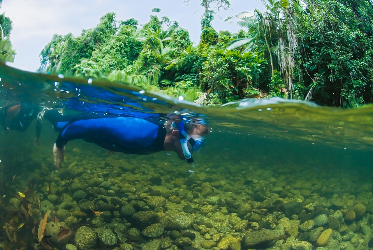 River Drift Snorkelling Tour -  Gift Certificate