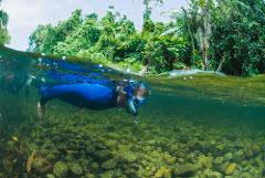 River Drift Snorkelling