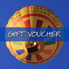 Gift Voucher Balloon Flight For Someone Special