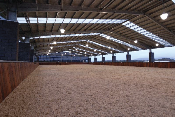 Indoor Arena Hire