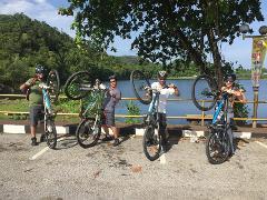 Ultimate Borneo: Off-Road Bike, Kayak, & Cave Adventure (B9)