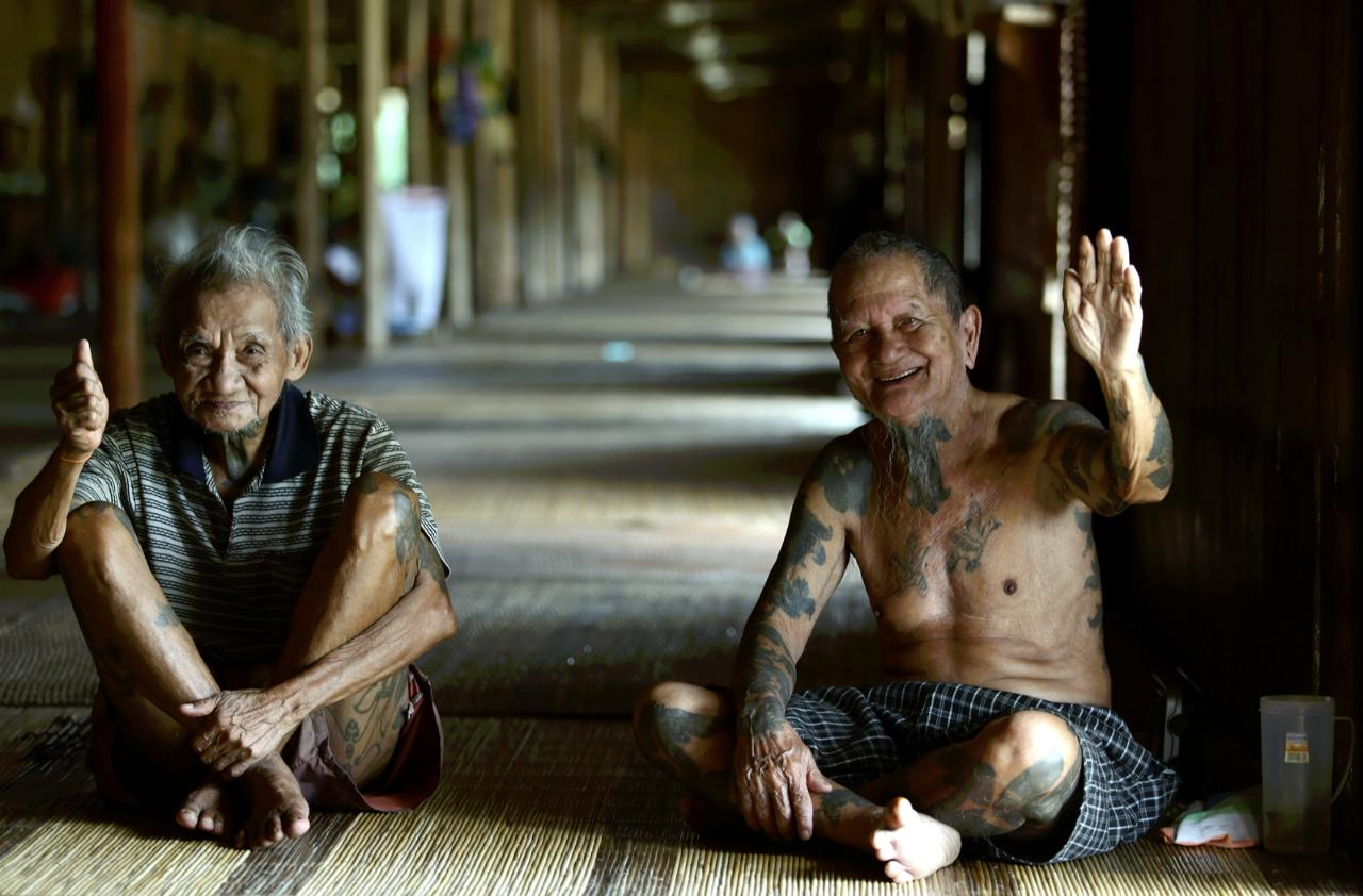 3-Day Batang Ai Headhunter's Longhouse Discovery (T4)