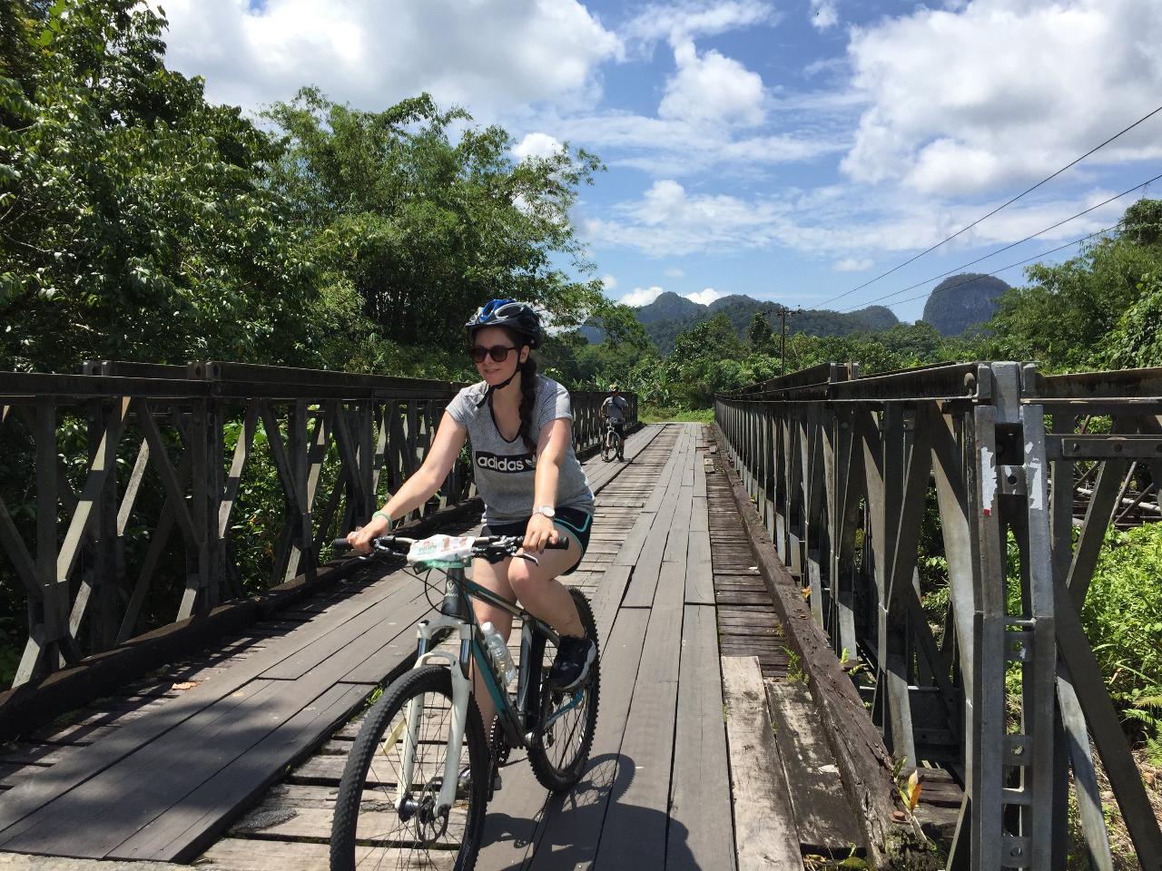 Countryside, Goldmine & Cave Biking Discovery (B8)