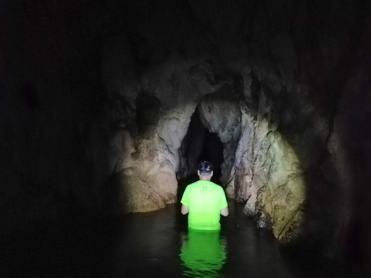 Adventure Caving (C2)