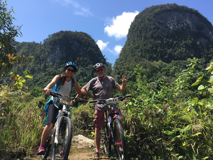 Mountain Biking Gold Mine & Cave Discovery (Off-Road or On-Road) (B4)