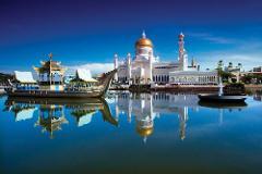 13-Day Borneo Overland Tour: Sarawak, Sabah & Brunei (TB1)