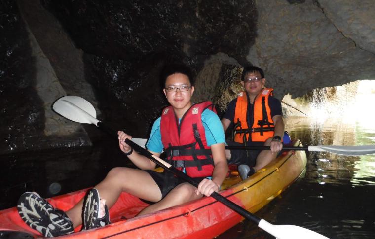 Sarawak Discovery: Kayak, Orangutans, & Longhouse Discovery (K3)