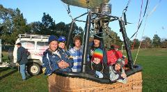 Family Hot Air Balloon and Overnight Stay - Midweek - NEW October 2020