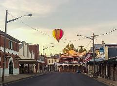 BALLOONING, BREAKFAST and BUBBLES at CANOWINDRA during F.O.O.D WEEK April 2021