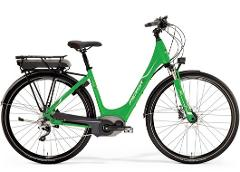 Electric Bike Hire - Pickup