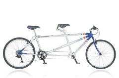 Tandem Bike Hire - Pickup