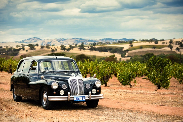 Barossa Icons Full Day Private Wine Tour