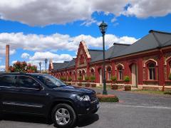 Barossa Uncut - Luxury Car, 3.5hr