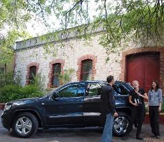 Barossa's Best - Luxury Jeep Tour, 7hr