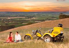 Barossa Sunset Experience : Trike or Mustang 2 hr