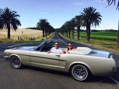 Barossa Uncut - Mustang, 3.5hrs