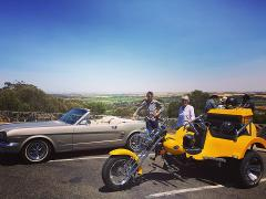 Ultimate Barossa Adventure - Combined Mustang/Trike Day Tour