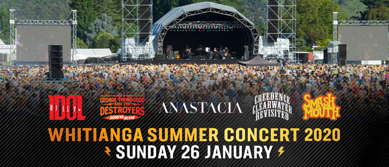 Summer Concerts 2020.Matarangi To Whitianga Summer Concert 2020 Go Kiwi 2012
