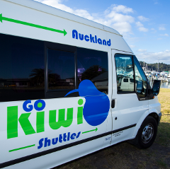 Whitianga to Auckland Airport