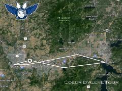 Spokane and Coeur d'Alene Tour