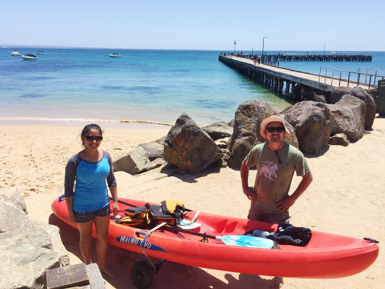 Kayak Hire - Double Kayak