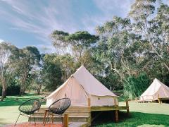 Glamping at Iluka Retreat - Wedding C & M