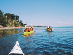 Discover Sea Kayaking - Skills Session