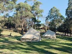 Rent A Bell Tent - Mid Week