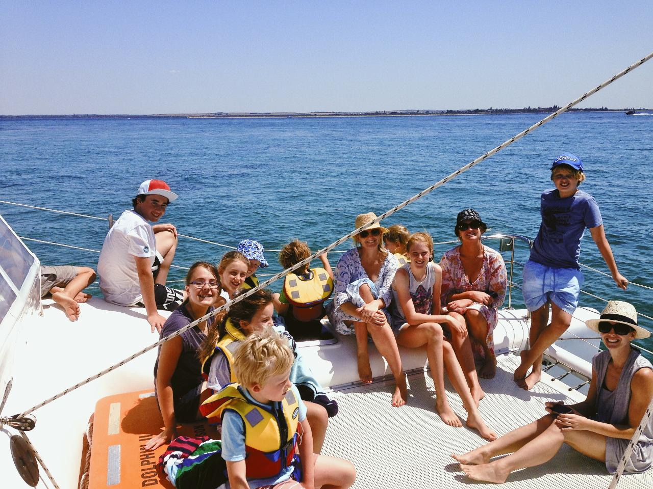 Catamaran Sailing Cruise