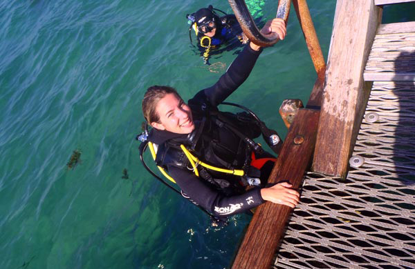 Refresher Dive  Course