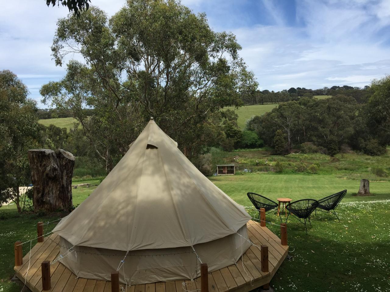 Rent A Tent - Bell Tent